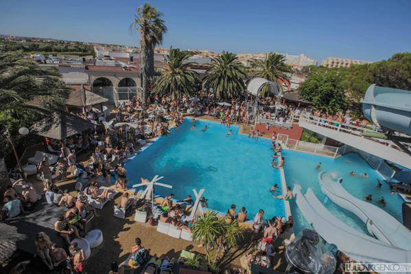 News 2 pool party dj mag pour electrobeach 2017 - Electrobeach port barcares ...