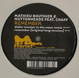 Didier Sinclair & Chris Pi* Didier Sinclair & DJ Chris Pi - Groove To Me 2004