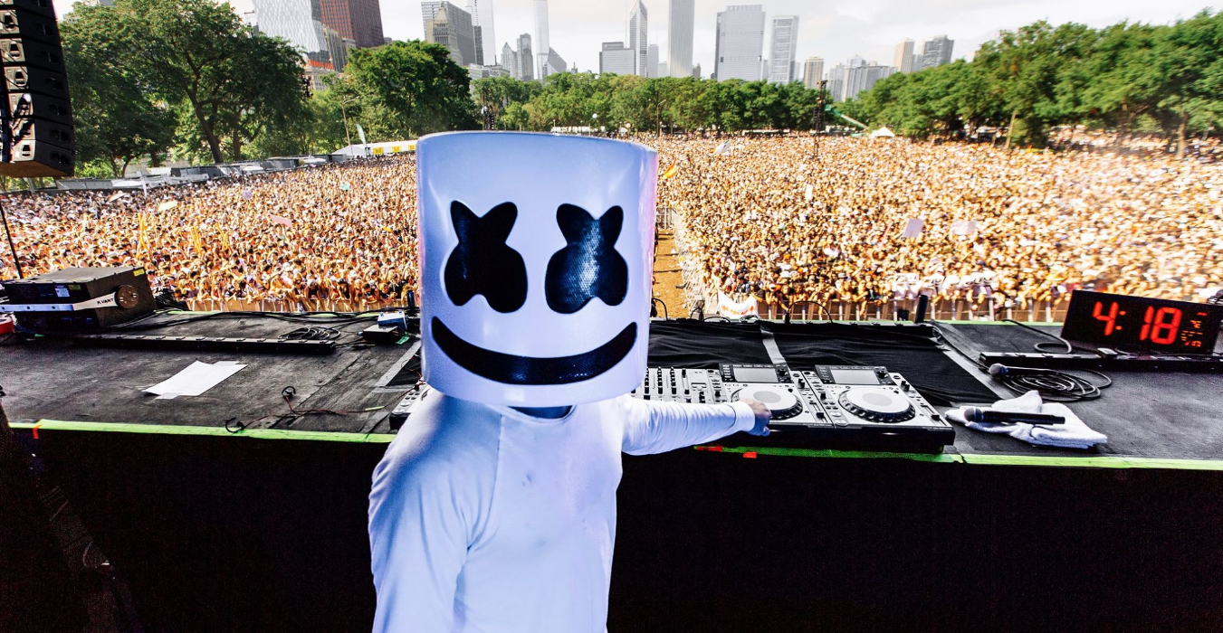 GQ Names Marshmello In Their Annual Worst Dressed Men's List